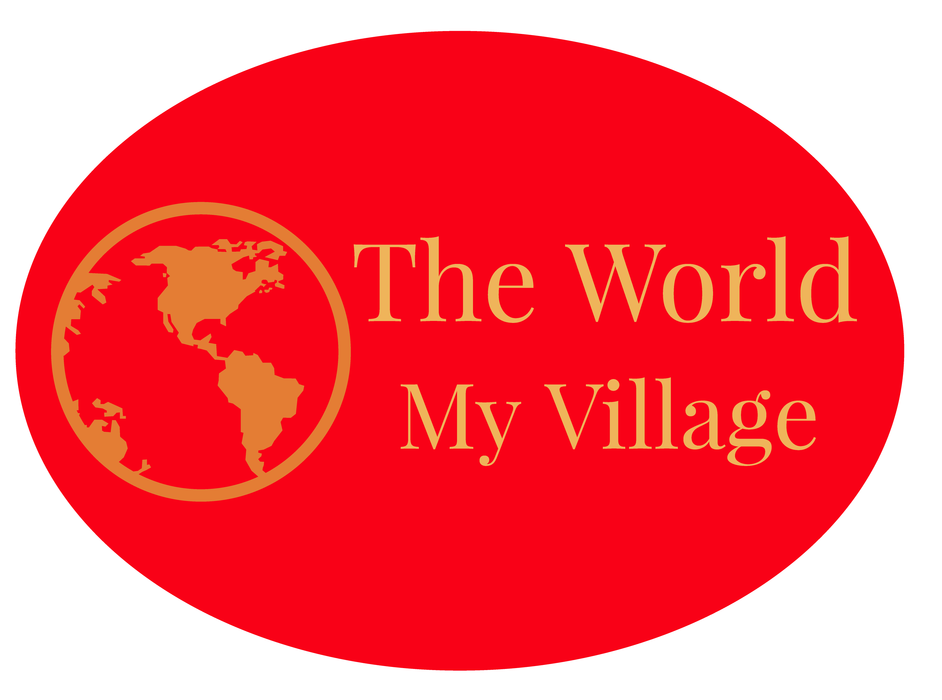 the world is our village paragraph